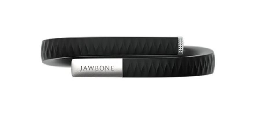le bracelet connect jawbone up discret et efficace. Black Bedroom Furniture Sets. Home Design Ideas