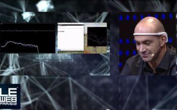 Présentation et démonstration de Muse, le serre-tête connecté