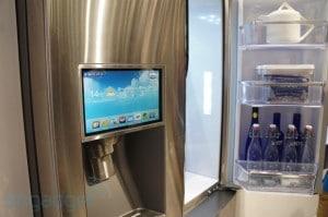 réfrigérateur connecté 1