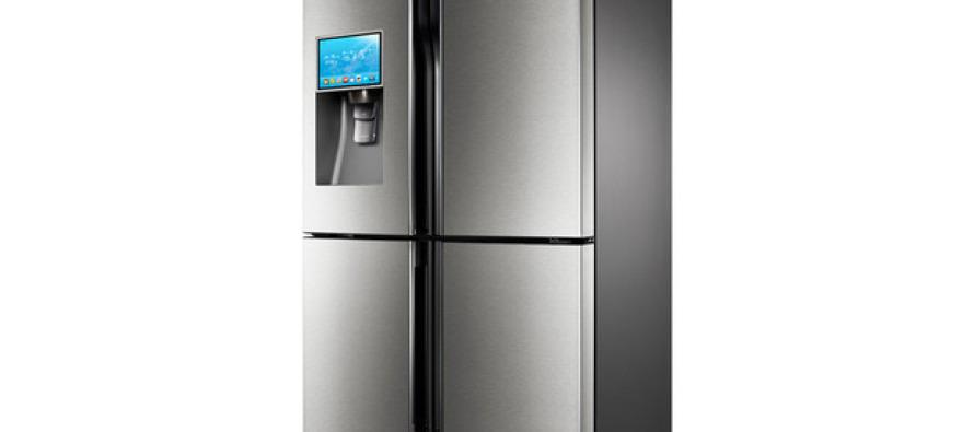 Nouvel essaie pour Samsung et son nouveau réfrigérateur connecté T9000