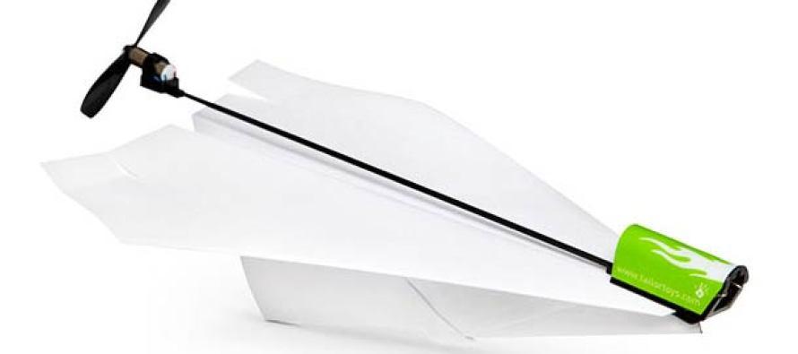 faire voler un avion en papier avec votre iphone un jeu d enfant gr ce power toys. Black Bedroom Furniture Sets. Home Design Ideas