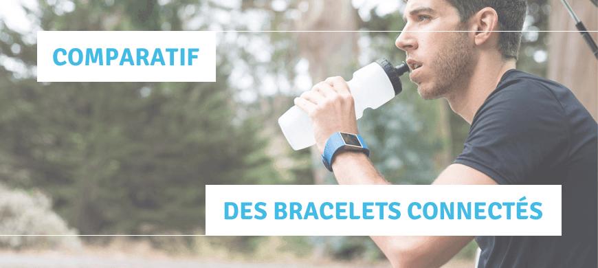 comparatif meilleur bracelet connecté