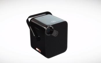 Le Bloc Orange : Vidéo projecteur audio-vidéo connecté