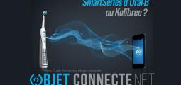 SmartSeries : la nouvelle brosse à dents connectée d'Oral-B