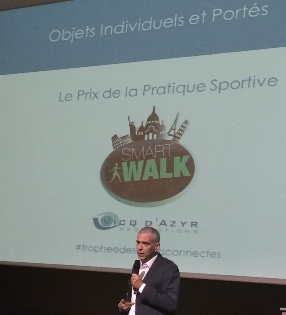 smart walk system
