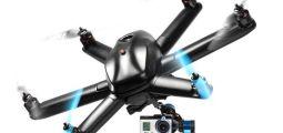 Hexo+ : un drone autonome qui suit et filme vos exploits.