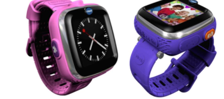 kidizoom smart watch la montre connect e pour enfants. Black Bedroom Furniture Sets. Home Design Ideas