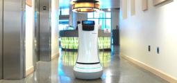 Un robot majordome qui livrera tout ce que vous désirez