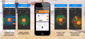 ballon basket app