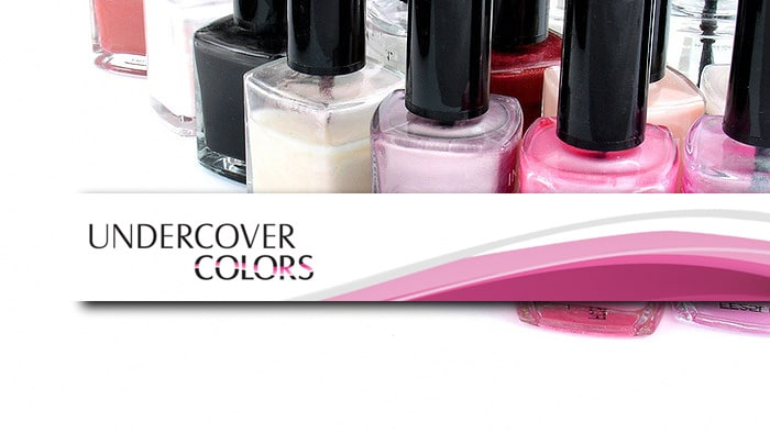 vernis GHB undercover colors ongles connectées