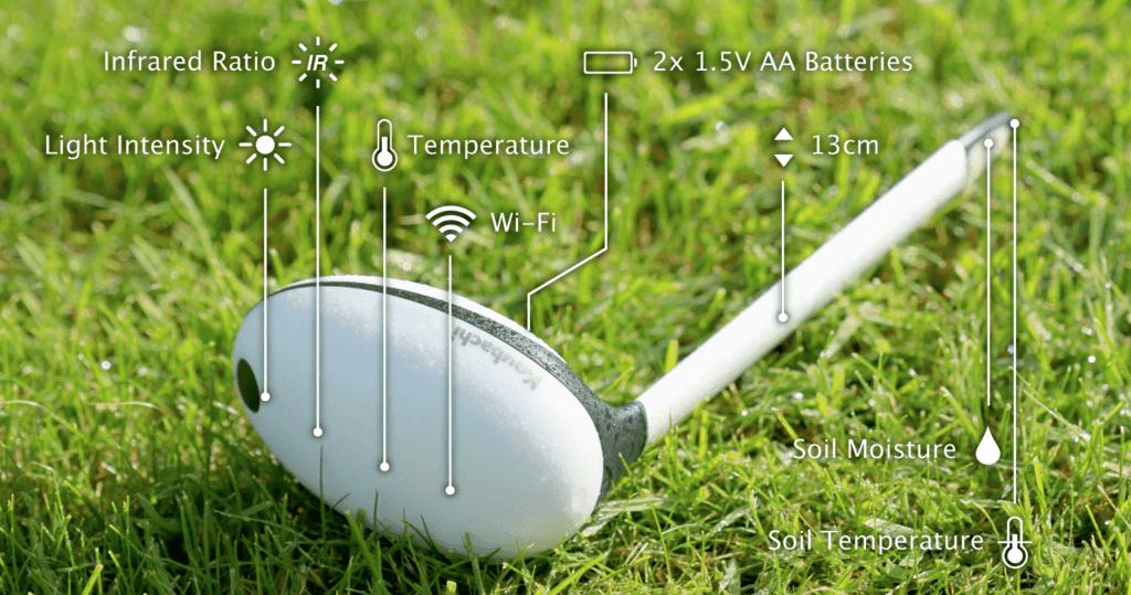 Détails du Plant Sensor 2