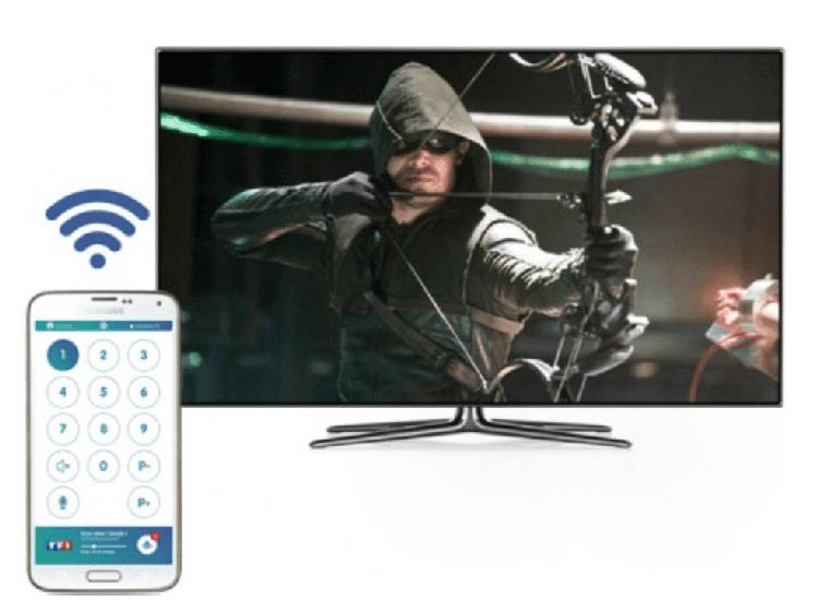 UPTV - Tv connectée sociale