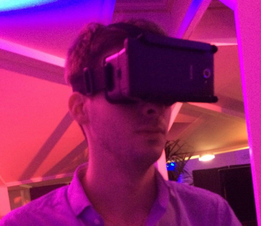Casque réalité virtuelle Archos