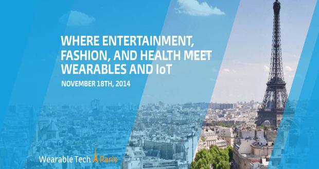 GizWorld Conf Paris - Wearable Tech Paris 2014