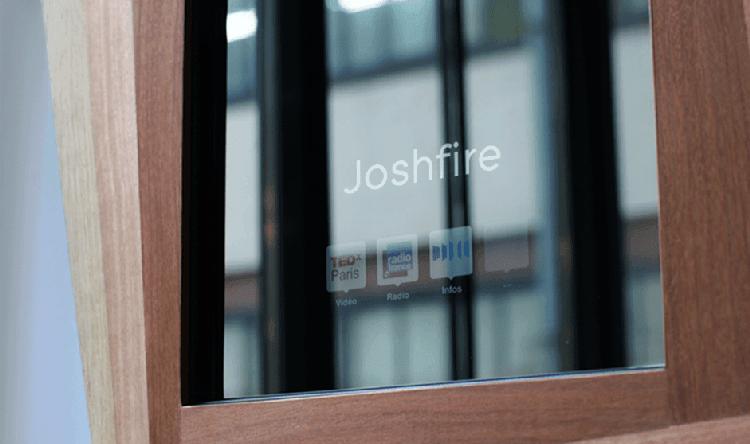 miroir mon beau miroir connect de joshfire. Black Bedroom Furniture Sets. Home Design Ideas