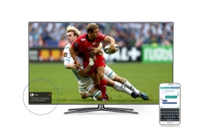 Up TV Application + TV