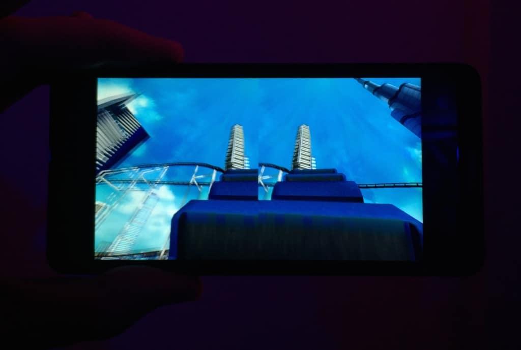 casque réalité augmentée - smartphone Archos
