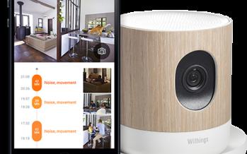 Withings Home, la caméra connectée pour une maison sûre et saine