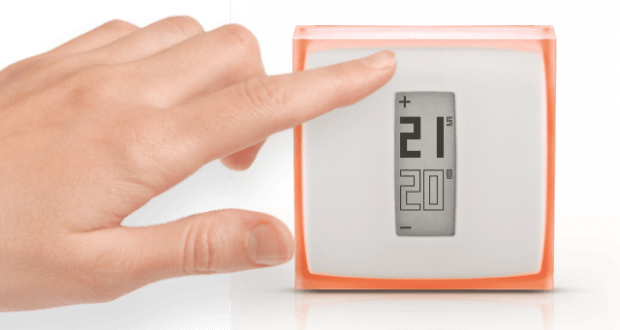 thermostat UNE