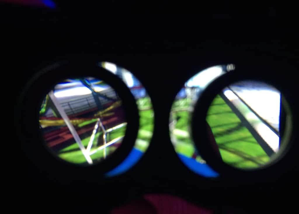 vue casque réalité virtuelle archos