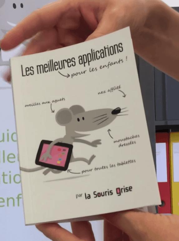 la souris grise le livre des applications pour enfants. Black Bedroom Furniture Sets. Home Design Ideas