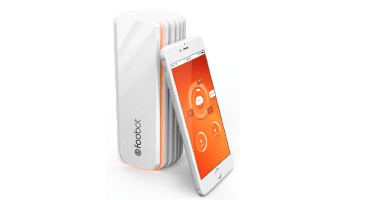 D couvrez foobot l 39 objet connect qui analyse votre air for Analyse air maison