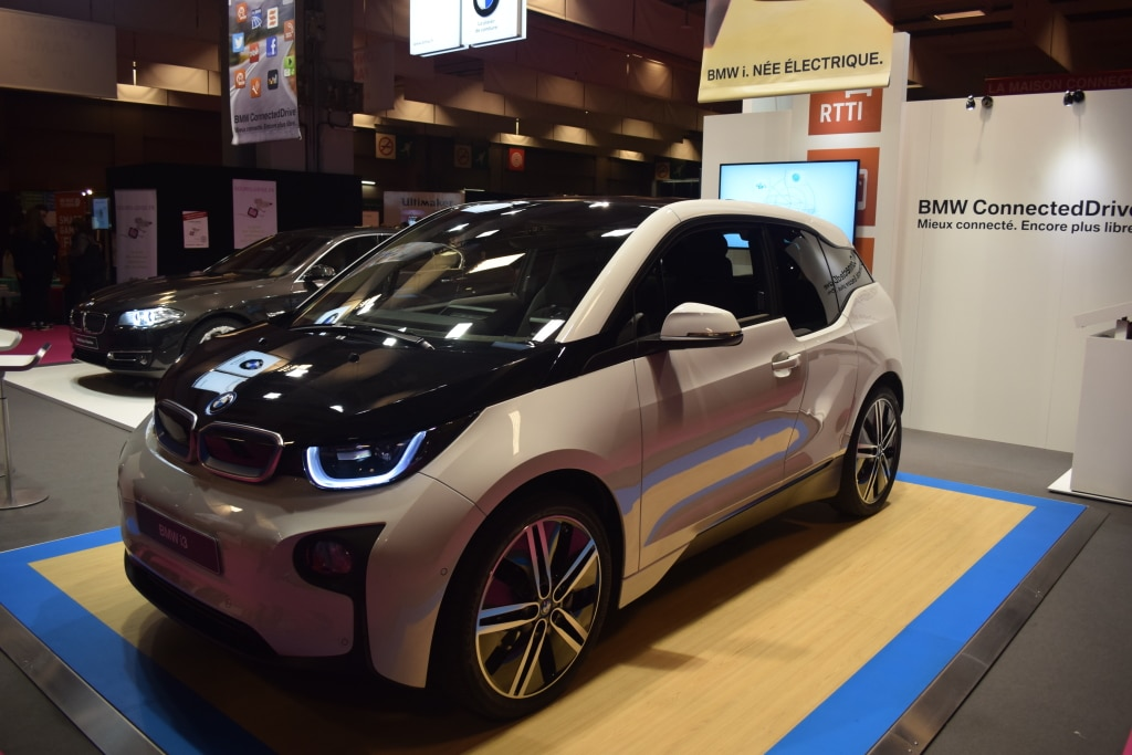 BMW I3 - Paris 2014