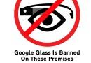 Les Google Glass interdites dans les cinémas américains