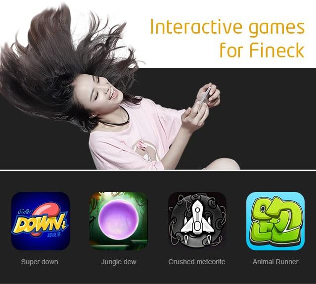 Fineck jeux