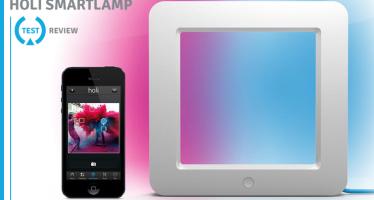TEST Holi SmartLamp : de la couleur dans votre quotidien !