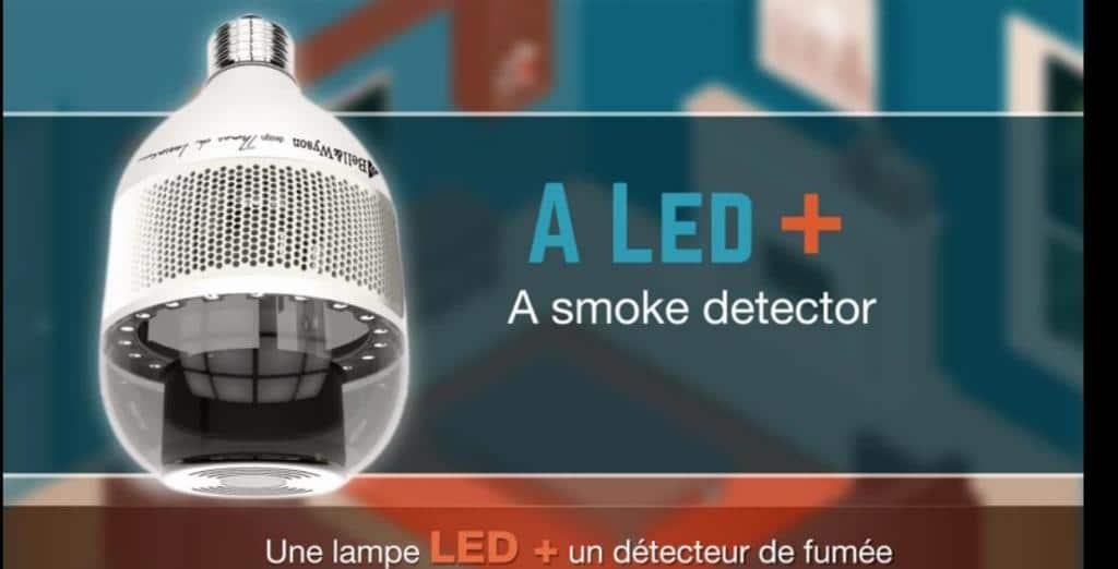 bw 1.1 led détecteur