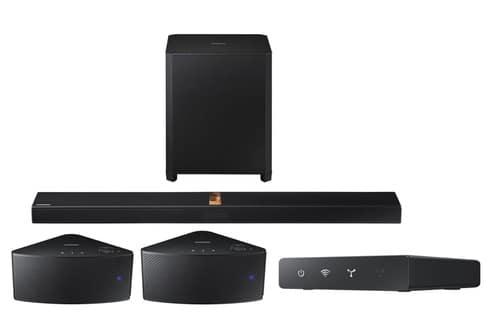 Pack Home Cinéma Wireless Audio System SAMSUNG