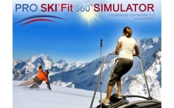 Skiez bien au chaud grâce au simulateur SKI Fit 360