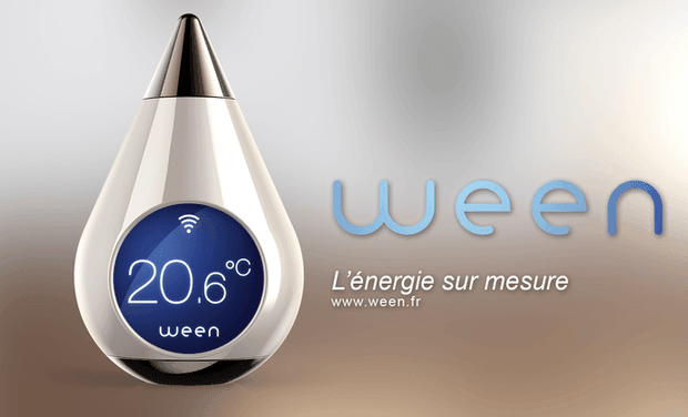 thermostat connecté Ween