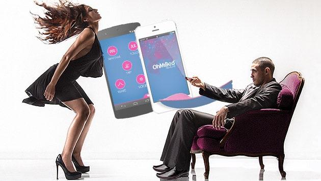 OhMyBod bluetooth sex toy