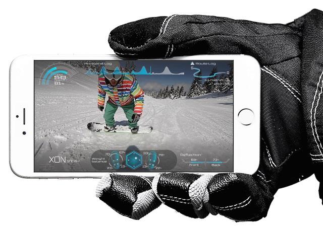 CEREVO XON Snow-1 application(2)
