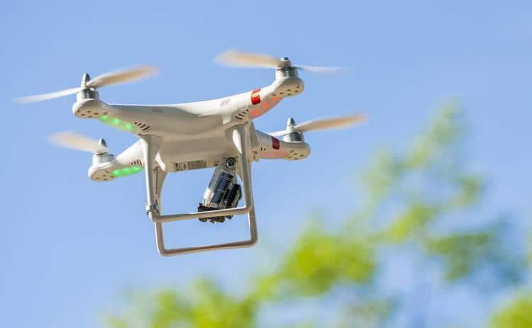dobby drone ces 2017