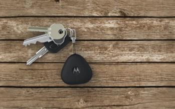 Motorola Keylink pour géolocaliser son trousseau de clés