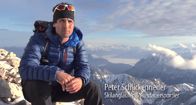 Peter Schlickenrieder, ancien fondeur, médaillé d'argent au jeux olympiques de Salt Lake City