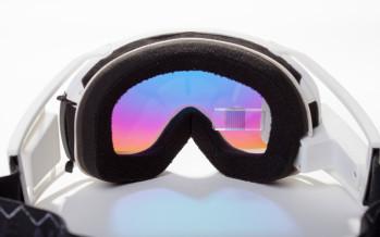 RideOn : le masque de ski à réalité augmentée
