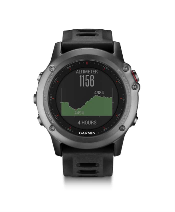 Montre Garmin Fenix 3