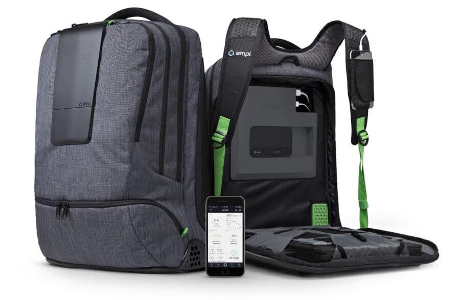 SmartBag le sac à dos connecté