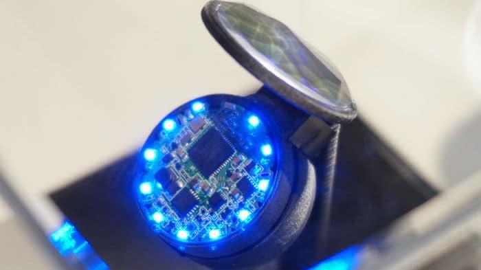 Shine bracelet connecté energie solaire