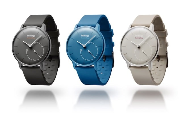 Montre connectée Pop Activité de Withings
