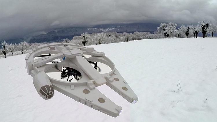 Drone customisé Star Wars