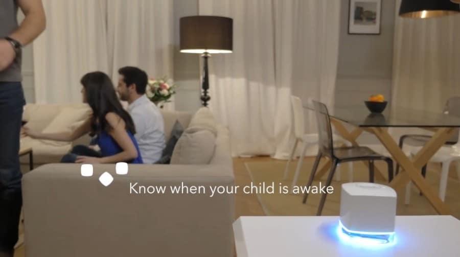 HugOne Child Awake