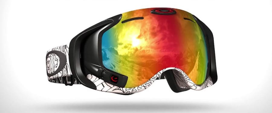 Masque Oakley airwave