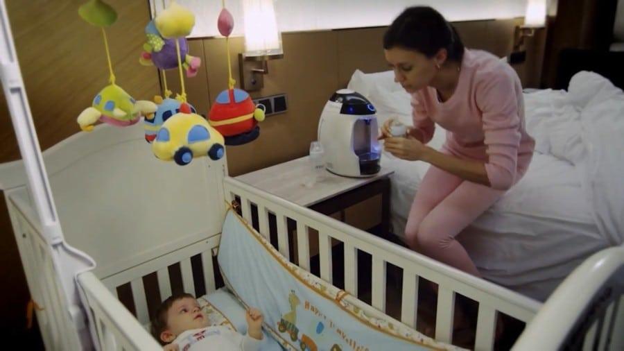 Milk Nanny Mom