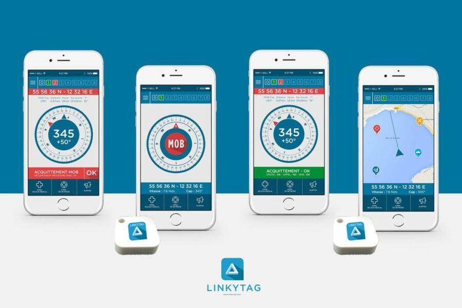 capteur linkytag app2