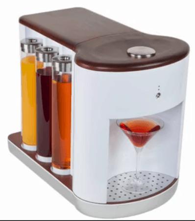la machine cocktails somabar vous sert en 5 secondes. Black Bedroom Furniture Sets. Home Design Ideas